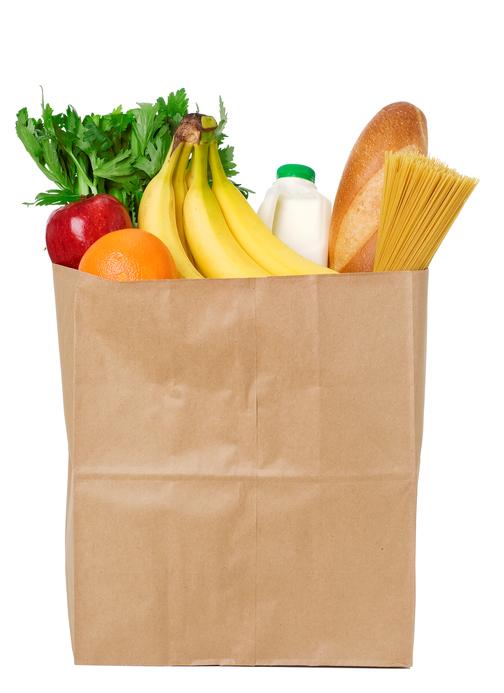 Att köpa mat online är lätt